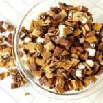 Simple S'Mores Snack Mix